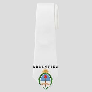 Argentina Coat of Arms Neck Tie