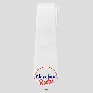 Cleveland Rocks Neck Tie