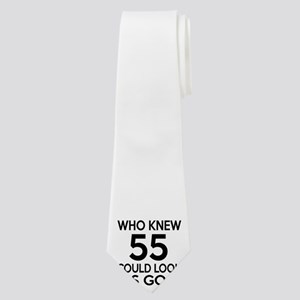 Who Knew 55 Could Look This Good Neck Tie