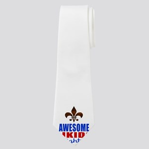 Awesome Aikido Fighter Neck Tie