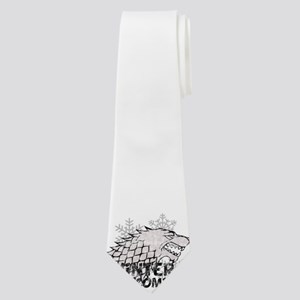 Winter is Coming Neck Tie