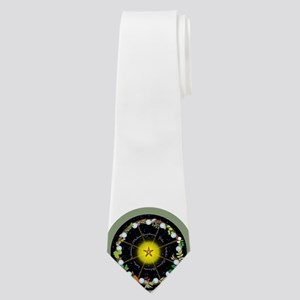Wheel of the Year in Holidays Neck Tie