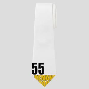 55 I Demand Recount Birthday Designs Neck Tie