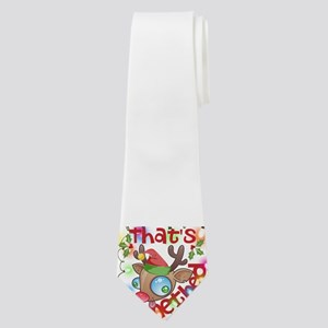 Christmas Humor: thats Methed Up Neck Tie