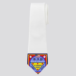 RIP Badge 6397 Neck Tie