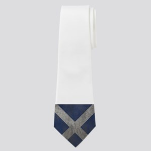 Scotland Independence Flag Neck Tie