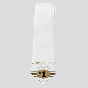 World's Best Boss Neck Tie