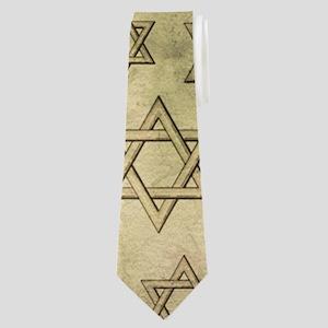 Jewish Blessings Neck Tie
