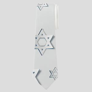 Hebrew Blessings Neck Tie