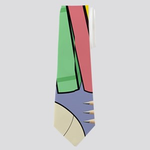 Student Shelf Neck Tie