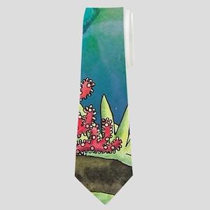 Whale Neck Tie