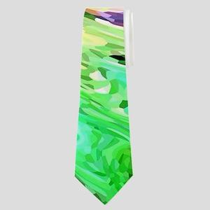Waves Neck Tie