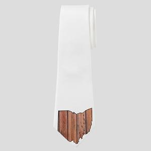 OHIO LAND Neck Tie