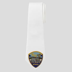 Caliente Police Neck Tie