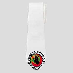 DRUMS Neck Tie