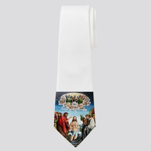 Traut - Baptism of Christ - 1517 - Painting Neck T