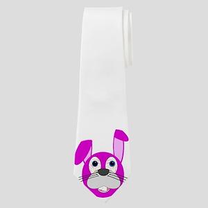 Tweaker Bunny Pink Neck Tie