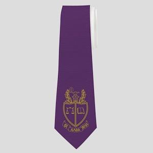 Phi Alpha Delta Neck Tie