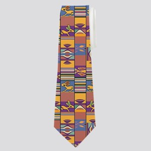 Aztec Hare Neck Tie