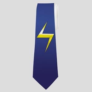 Ms. Marvel Bolt Neck Tie