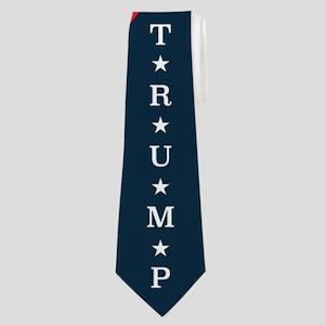 Donald Trump Presidential Neck Tie
