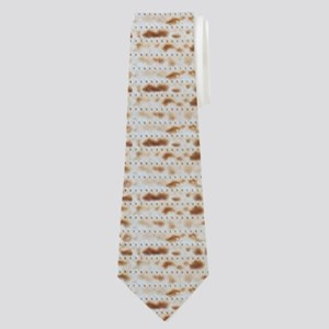 Matzo Neck Tie For Passover