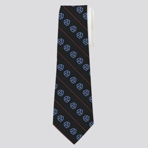 45rpm Vintage Vinyl Icon Neck Tie