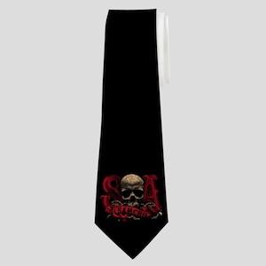 SAMCRO Skull Neck Tie