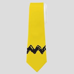 Charlie Brown - Zig Zag Neck Tie
