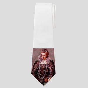 Queen Elizabeth I of England Neck Tie