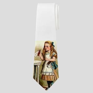 Alice in Wonderland - Drink Me Neck Tie