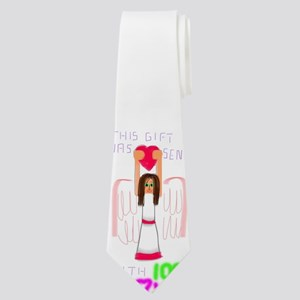 """Angelic Love"" Neck Tie"