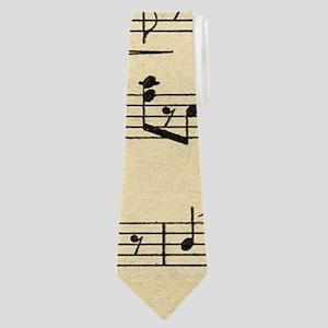 sheet music Neck Tie