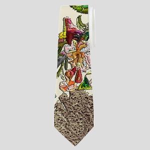 Rococo Court Mantua Neck Tie