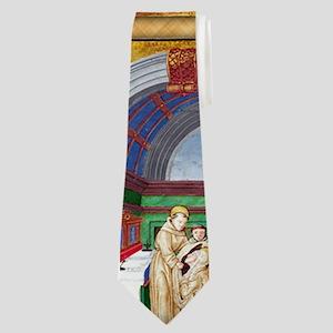 Medieval Illuminations Neck Tie