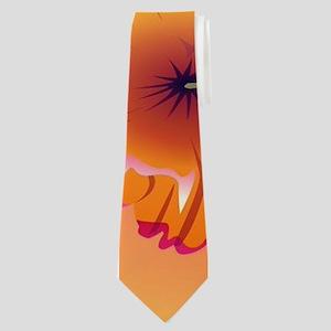 Surf Boarder Neck Tie