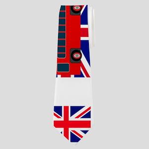 Jolly Red Rides Neck Tie