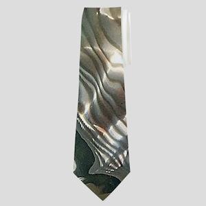 Seashells Neck Tie