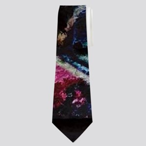 your story matters graffiti Neck Tie
