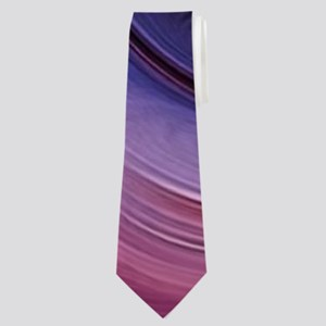 Zen Japanese Sakura flowers Neck Tie
