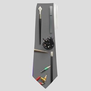 Artist's supplies Neck Tie