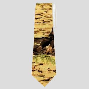 Tyrannosaurus skeleton Neck Tie