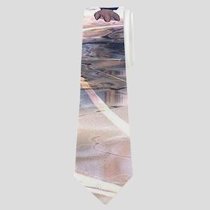 Funny penguin Neck Tie