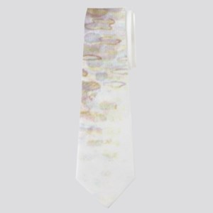 Eiffel Tower Painting Neck Tie