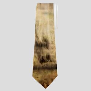 western country farm horse Neck Tie