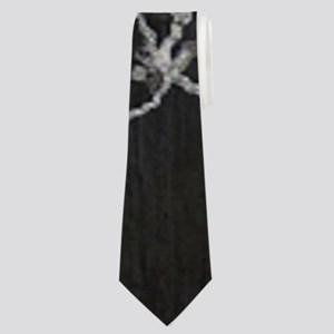 girly french country chandelier Neck Tie