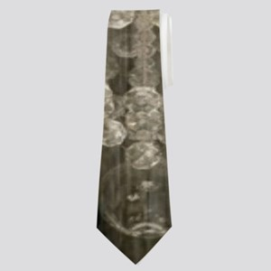 shabby chic rustic chandelier Neck Tie