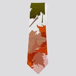 Thanksgiving Pumpkins Neck Tie
