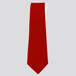 Burgundy Rust Chic Ronald's Fave Neck Tie