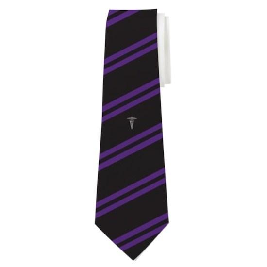 Phi Delta Epsilon Logo Neck Tie